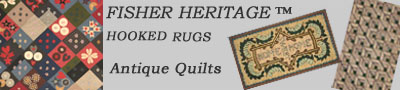 laura fisher antique quilts banner